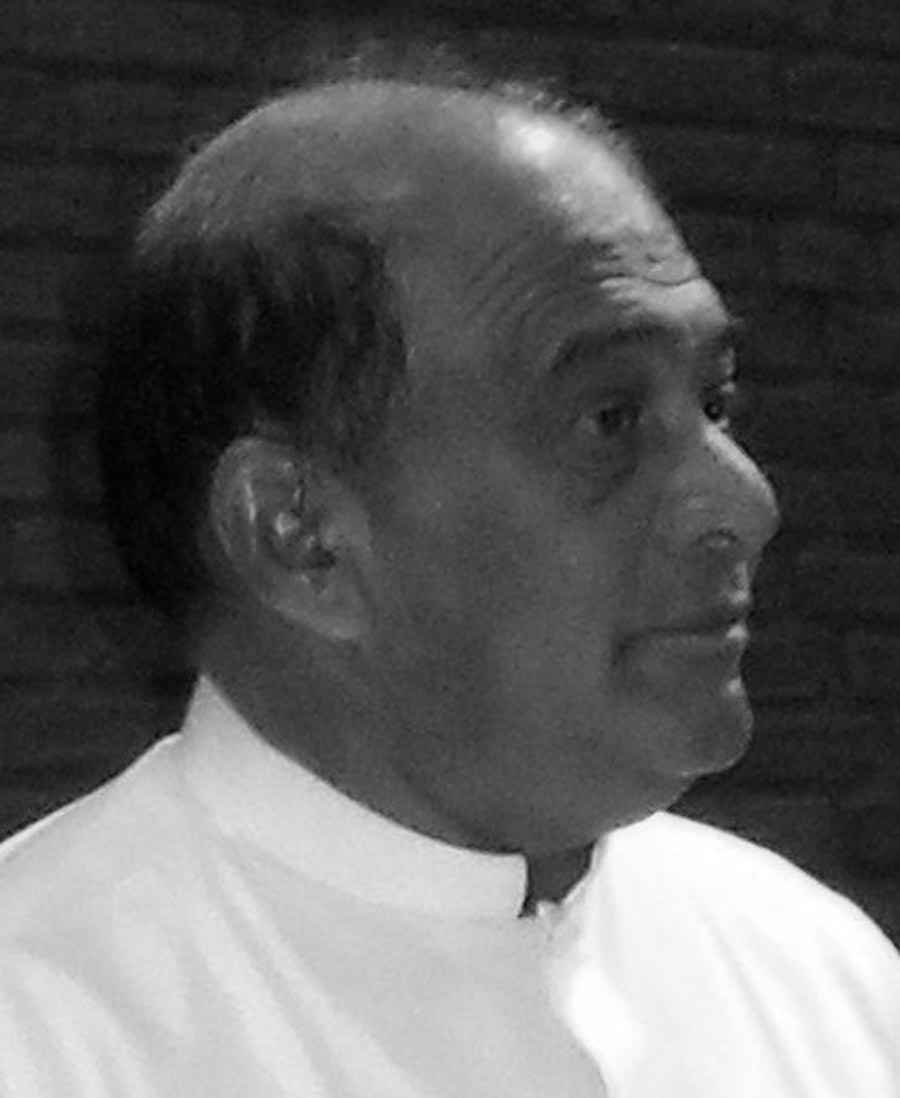 Joseph Anthony Manchanayake ist tot. Foto: Privat