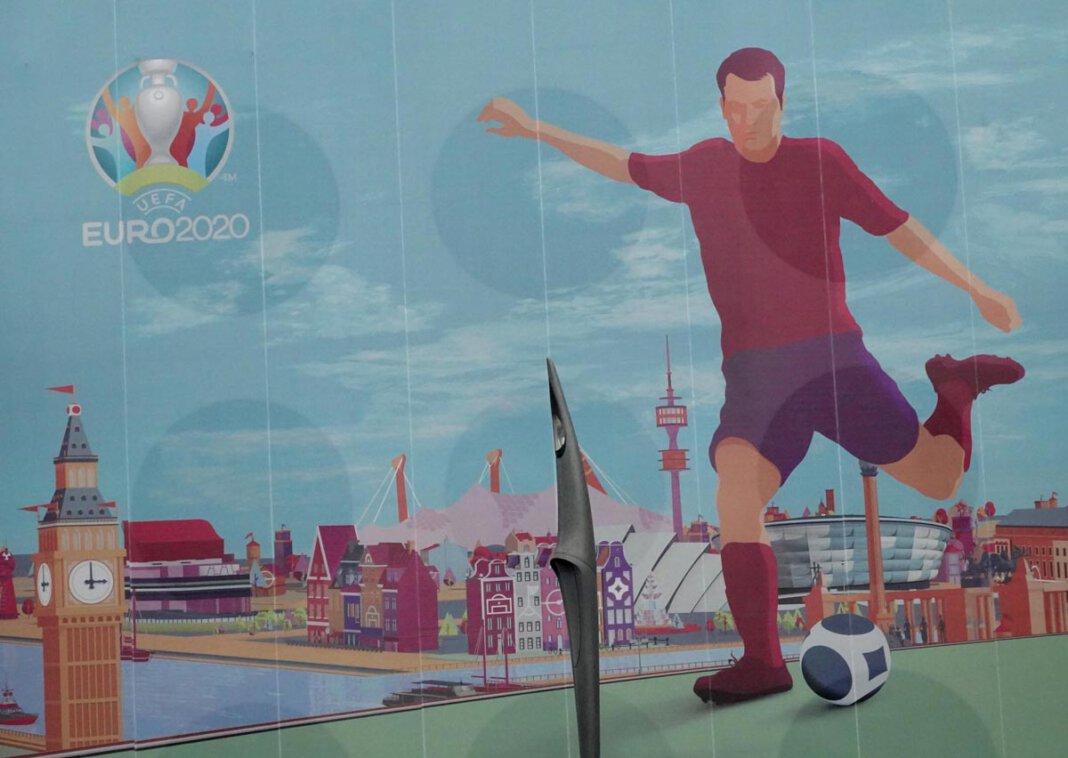 Das WERNEplus-Tippspiel zur Fußball-Europameisterschaft geht in die entscheidende Phase. Heute und Mittwoch steigen die Halbfinalspiele, am kommenden Sonntag das Finale. Foto: Volkmer
