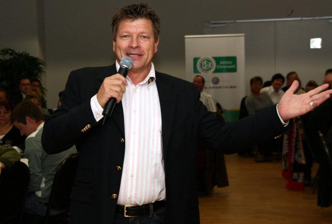 Bruno Knust alias Günna tritt in der Freilichtbühne in Werne auf. Archivfoto: Wagner