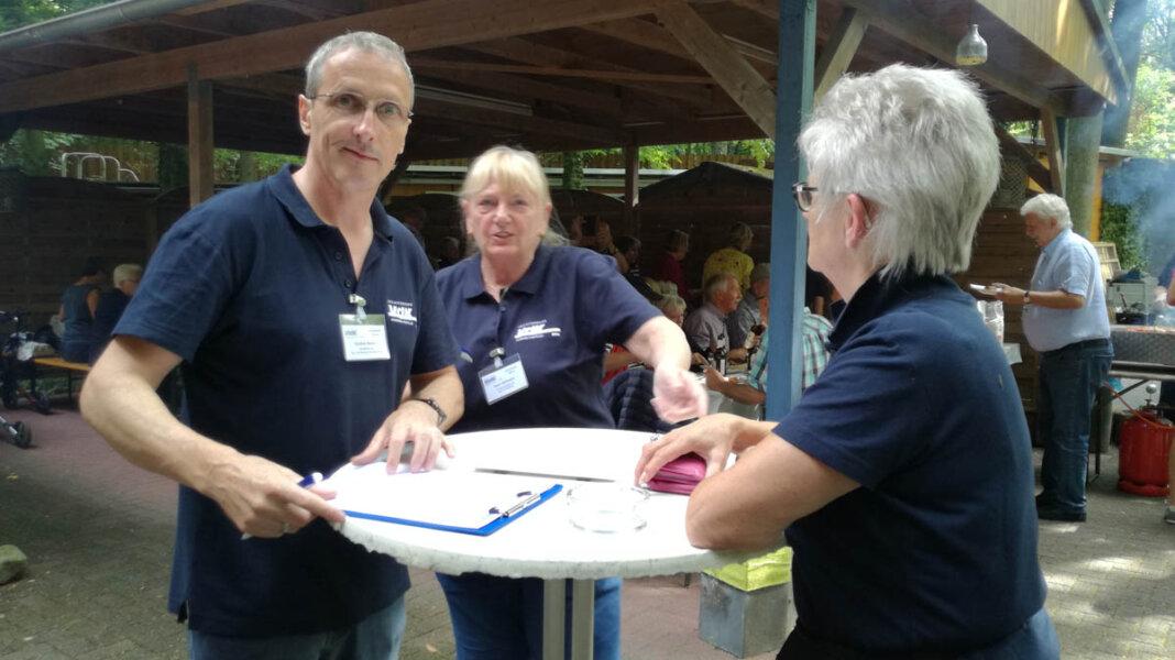 Zur Mitgliederversammlung mit geselligem Programm lädt die VdK im August ein. Archivfoto: Uwe Wittenberg