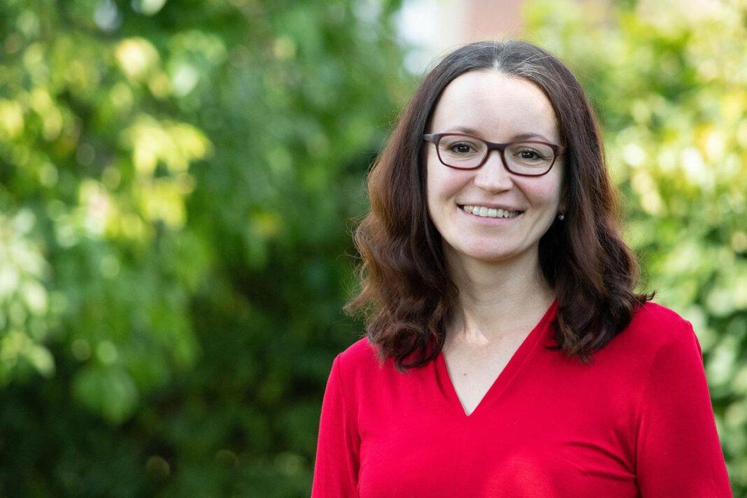 Dr. Miroslava Raabe ist die neue Pastoralreferentin in der Pfarrei St. Lambertus Ascheberg. Foto: Bischöfliche Pressestelle/Michaela Kiepe
