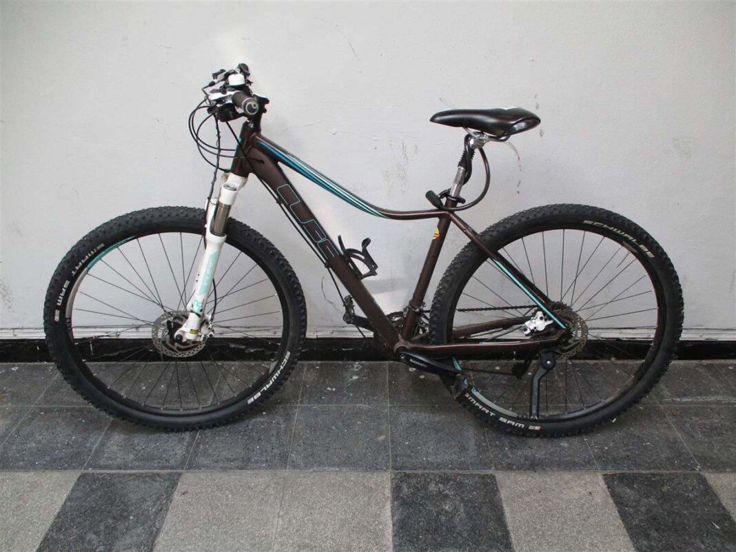 Die Polizei in Werne sucht den Besitzer dieses sichergestellten Fahrrads. Foto: Kreispolizeibehörde Unna