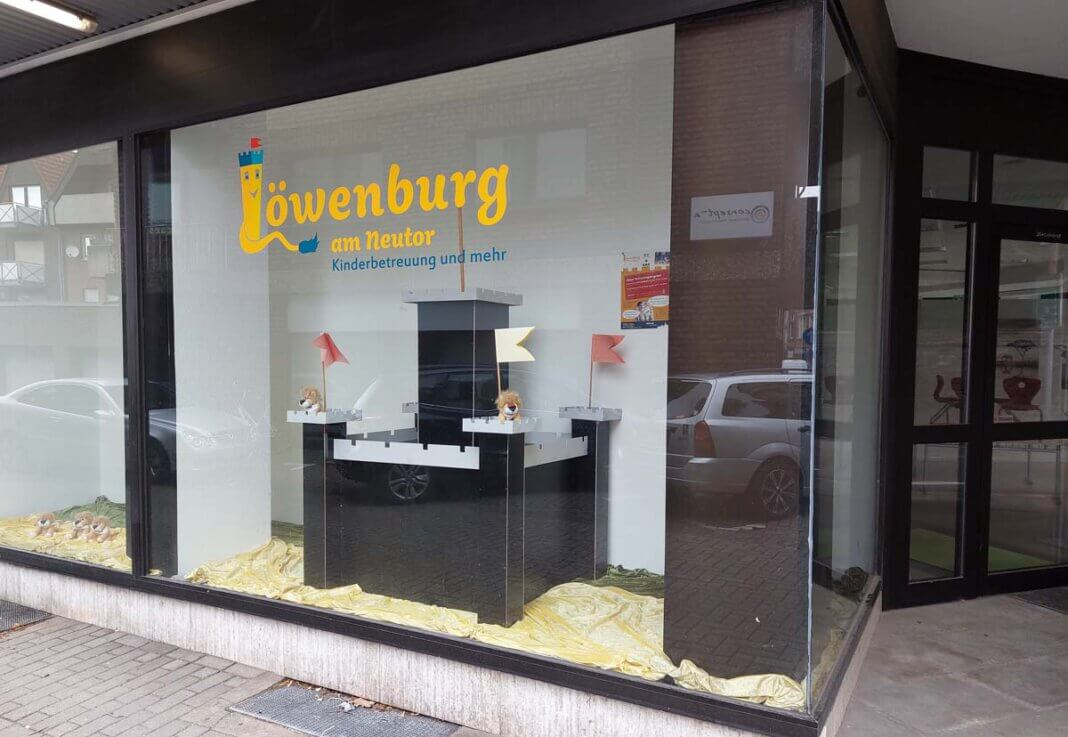 In die Löwenburg soll ab Herbst wieder neues Leben einkehren. Das Familiennetz wird die Räumlichkeiten nutzen. Foto: Wagner