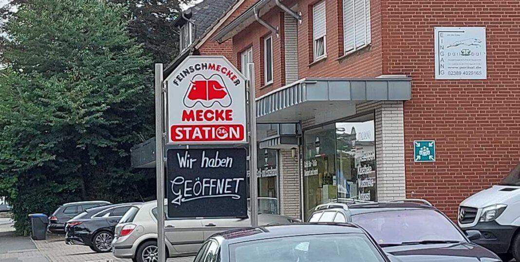 Die Mecke GmbH hat sich in einer offiziellen Stellungnahme zu den Vorwürfen der Tierquälerei in einer Viehsammelstelle geäußert. Foto: Wagner
