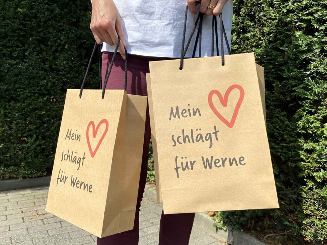 Weitere Exemplare der beliebten Werner Wundertüten sind jetzt erhältlich. Foto: Werne Marketing