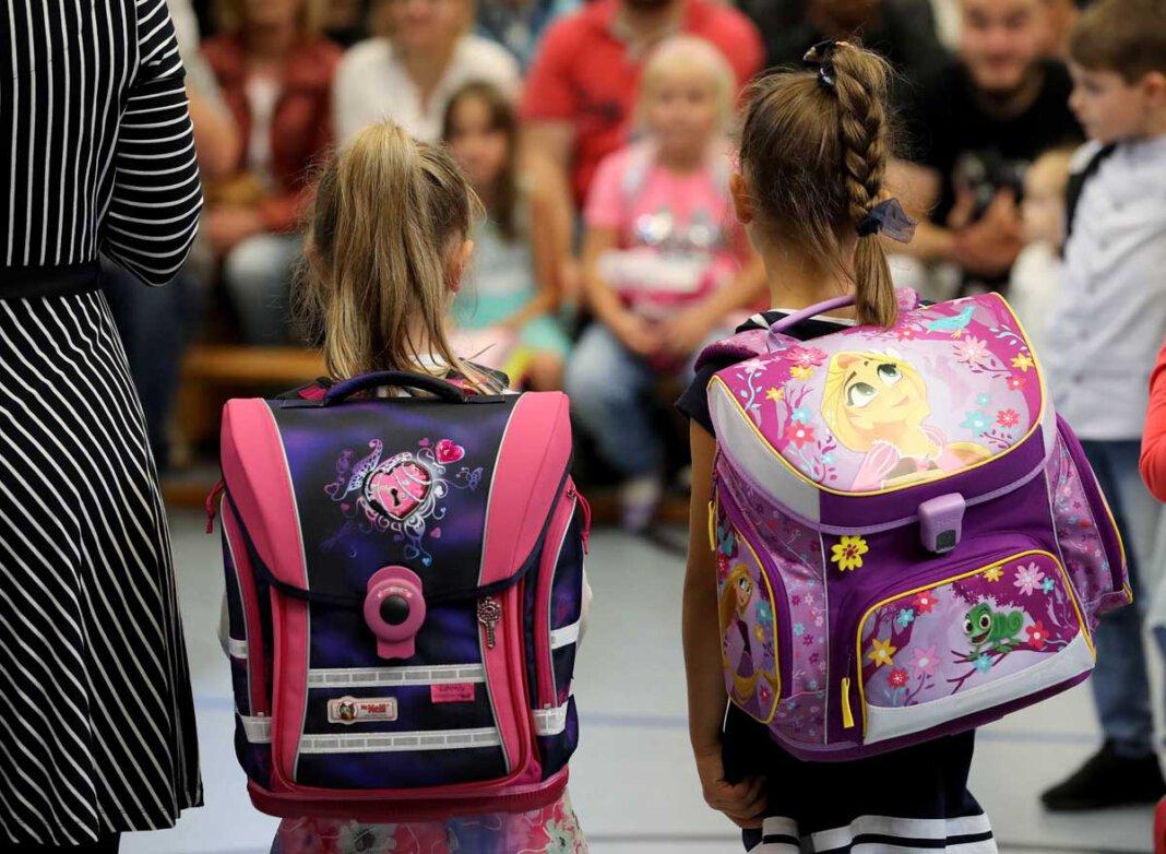 Anfang Oktober können Eltern ihre Kinder für das Schuljahr 2022/23 anmelden. Symbolfoto: Volkmer