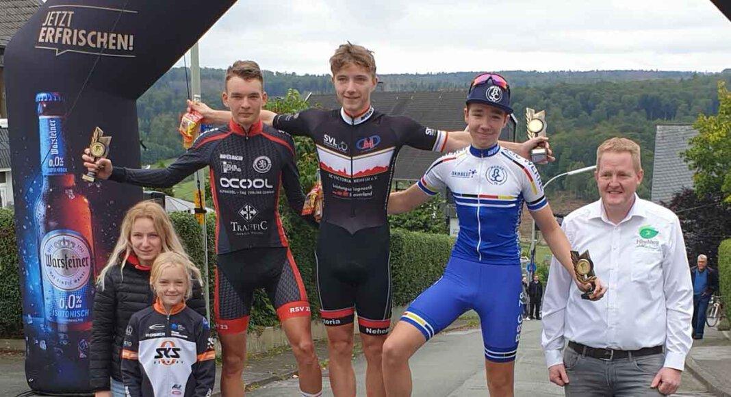 RSC-Fahrer Fabian Peplau belegte im Sauerland den dritten Platz. Foto: RSC Werne