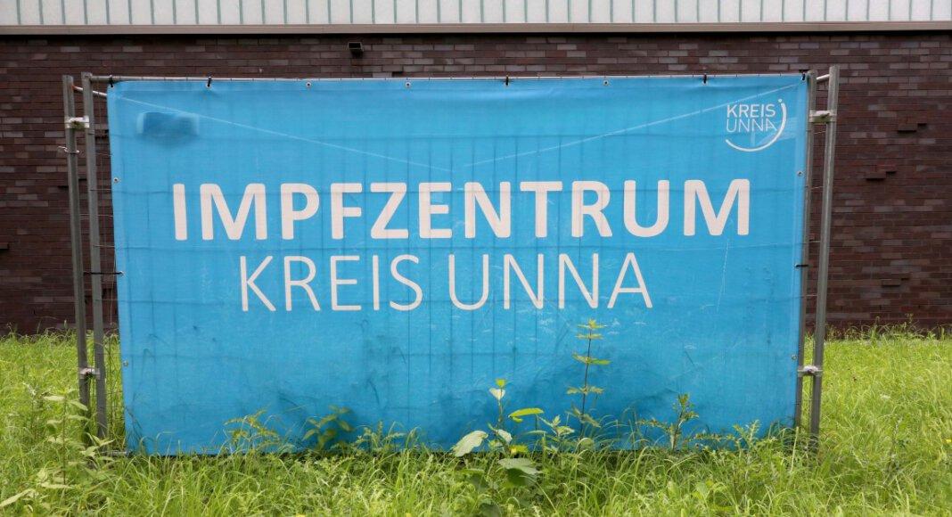 Das Impfzentrum für den Kreis Unna schließt. Foto: Volkmer