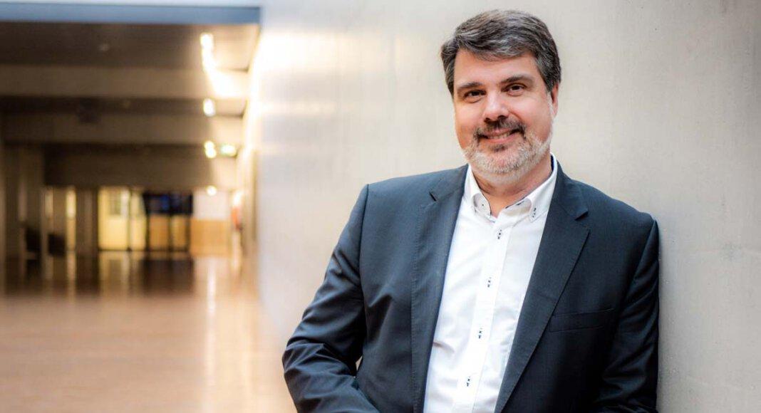 Michael Thews (SPD) zieht zum dritten Mal in den Bundestag ein. Foto: SPD