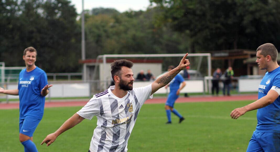 Matchwinner für die Eintracht: Abdullah Sahin traf beim 3:1 gegen Westfalia Rhynern II doppelt. Foto: Wagner