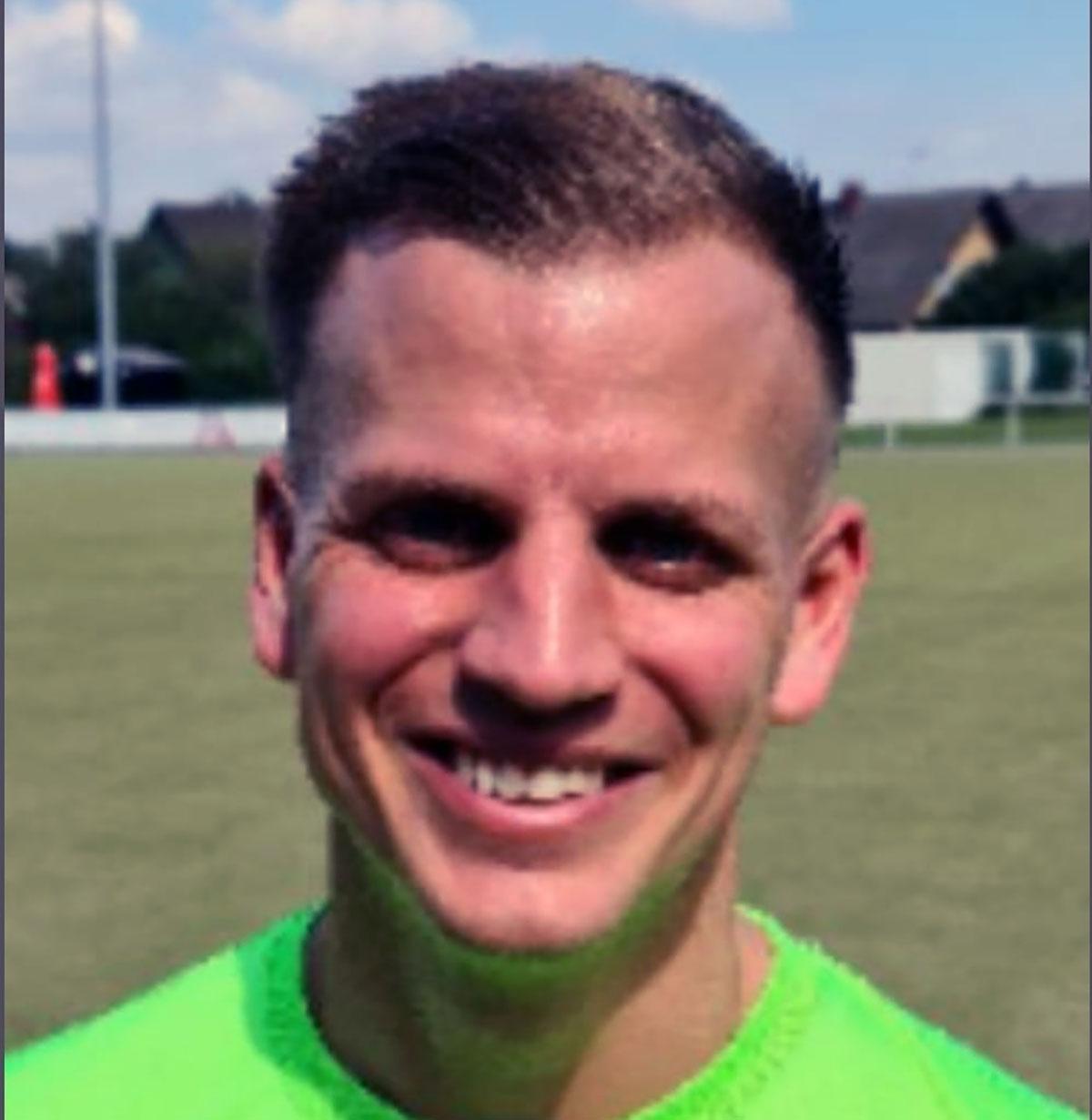 Marvin Böhme wird zumindest bis zum Winter weiter als Spielertrainer beim abstiegsbedrohten Kreisligisten SV Stockum fungieren. Foto: SVS